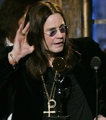 Ozzy Osbourne /arch. AFP