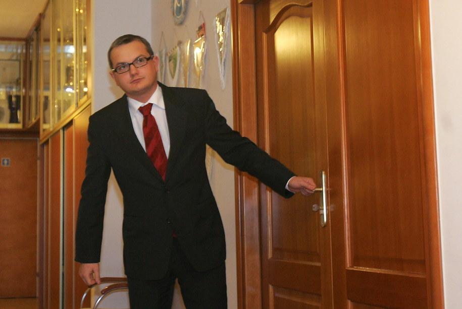 P.o. prezesa Lotos Robert Pietryszyn /Bartłomiej Zborowski /PAP