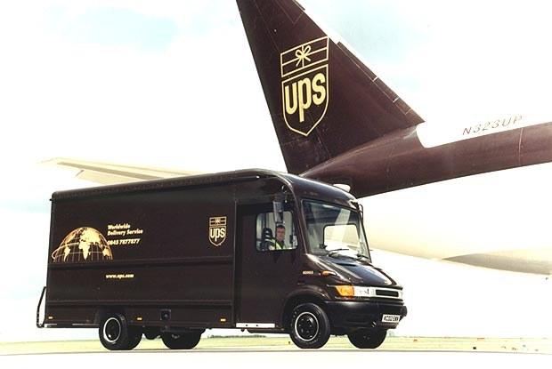 P82 w barwach UPS (kliknij) /INTERIA.PL