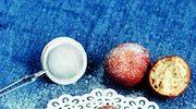 Pączki serowe waniliowe