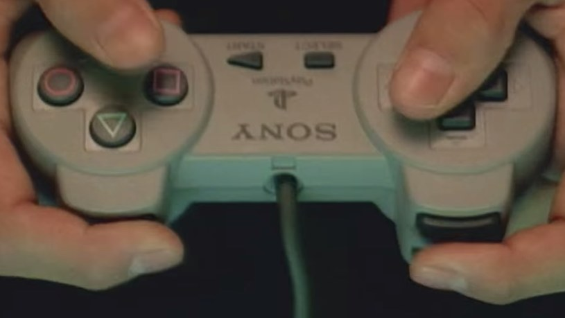 Pad do konsoli PlayStation /materiały źródłowe
