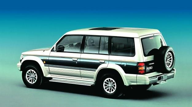 Pajero II było produkowane także po prezentacji następcy jako Pajero Classic (aż do 2005 r.). /Motor