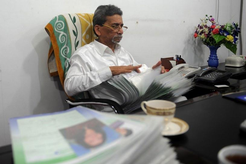 Pakhi Bhai zeswatał ponad 10 000 par /AFP