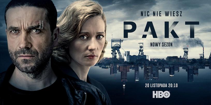"""""""Pakt 2"""" już od listopada /HBO"""