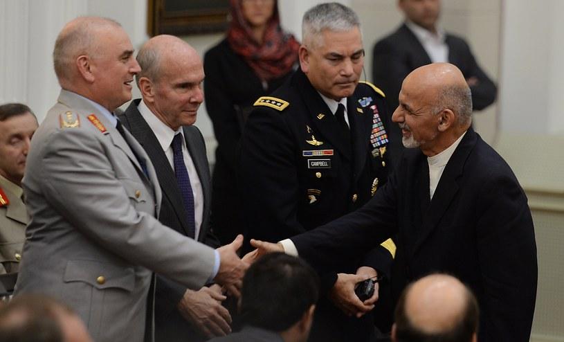 Pakt został podpisany /AFP