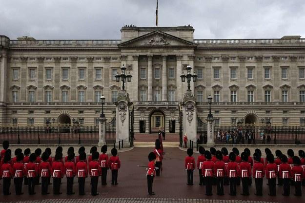 Pałac Buckingham /AFP