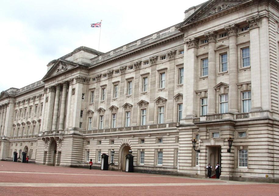 Pałac Buckingham /PHOTOSHOT/Keith Mayhew /PAP/EPA