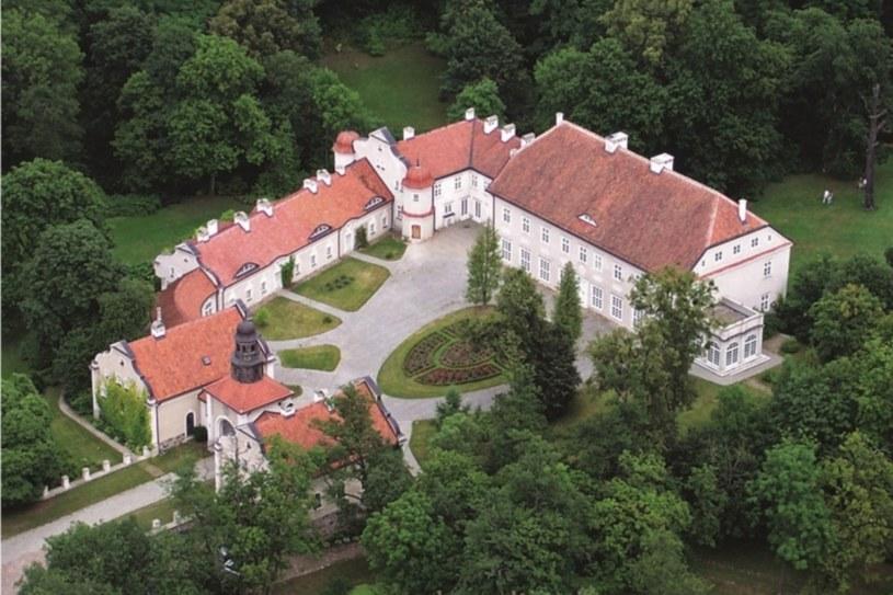 Pałac Galiny z lotu ptaka /materiały prasowe