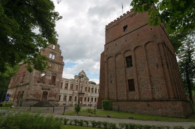 Pałac Hatzfeldów w Żmigrodzie/fot. Dziurek /Reporter