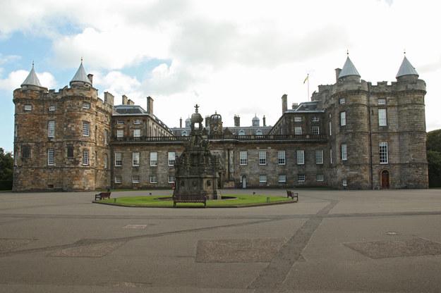Pałac Holyrood w Edynburgu /123/RF PICSEL