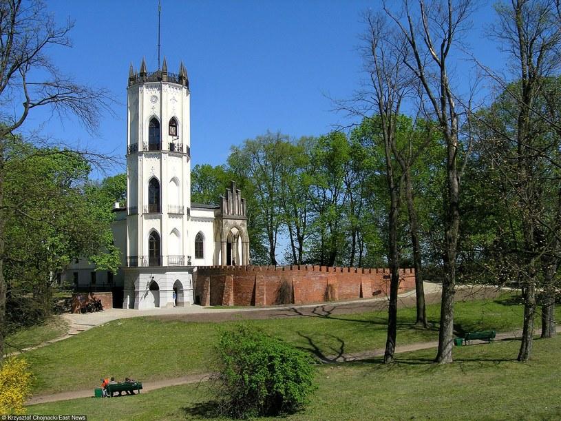 Pałac Krasińskich w Opinogórze/fot. K. Chojnacki /East News
