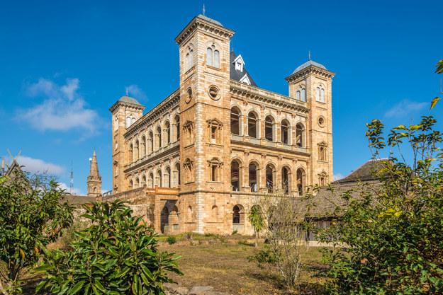Pałac Królewski w Antananarywa na Madagaskarze /123/RF PICSEL