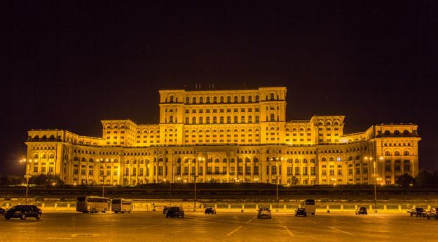 Pałac Parlamentu w Bukareszcie /123/RF PICSEL