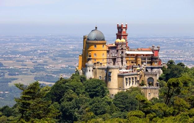 Pałac Pena w portugalskiej Sintrze /123/RF PICSEL