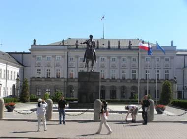 Pałac Prezydencki wkrótce będzie miał nowego gospodarza /INTERIA.PL