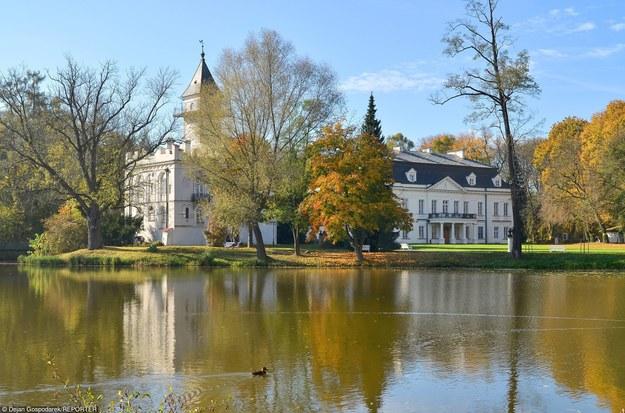 Pałac Radziejowice/fot. D. Gospodarek /Reporter