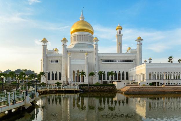 Pałac sułtana w Brunei /123/RF PICSEL