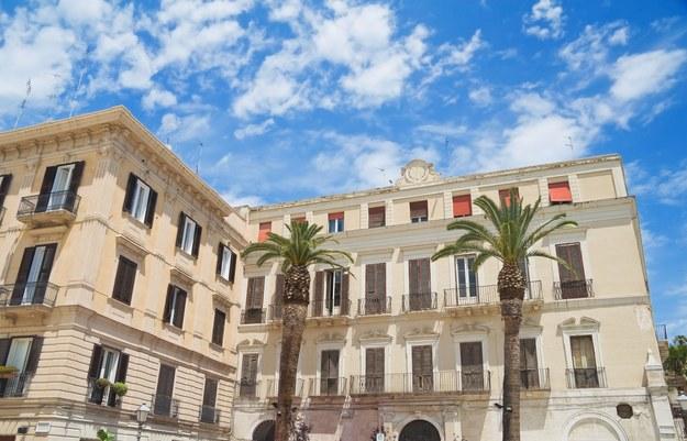 Pałac w Bari /123/RF PICSEL