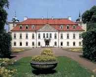 Pałac w Nieborowie /Encyklopedia Internautica