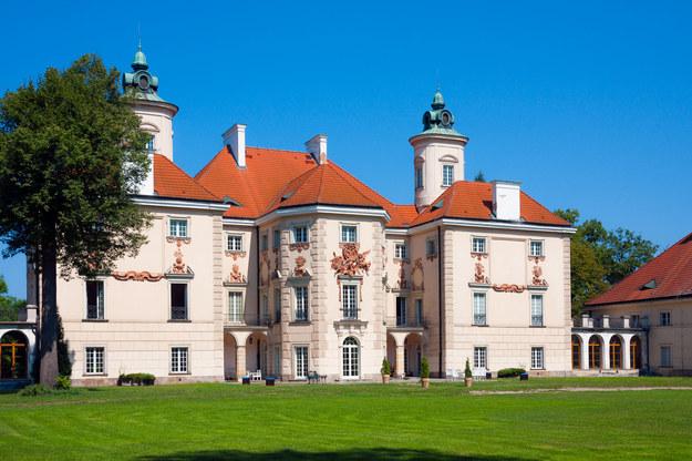 Pałac w Otwocku, rezydencja rodu Bielińskich /123/RF PICSEL