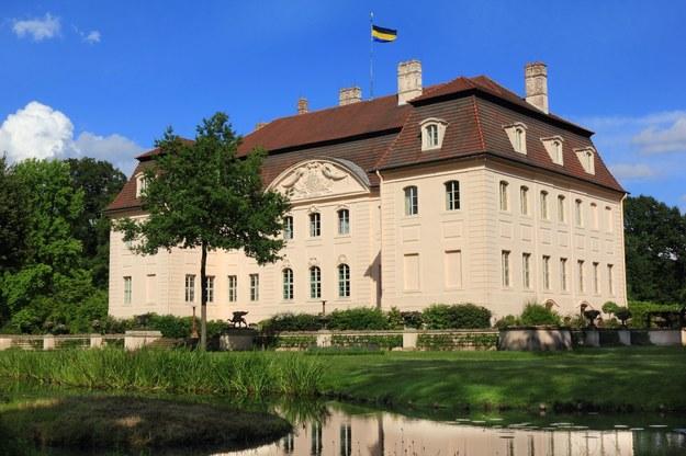 Pałac w parku Branitz w Niemczech /123/RF PICSEL