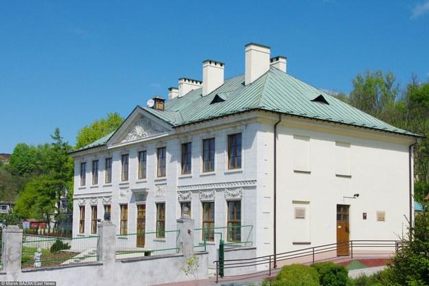 Pałac Wielopolskich w Pińczowie/fot. M. Bazak /East News