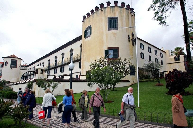 Palacio de Sao Lourenco w centrum stolicy Madery /AFP