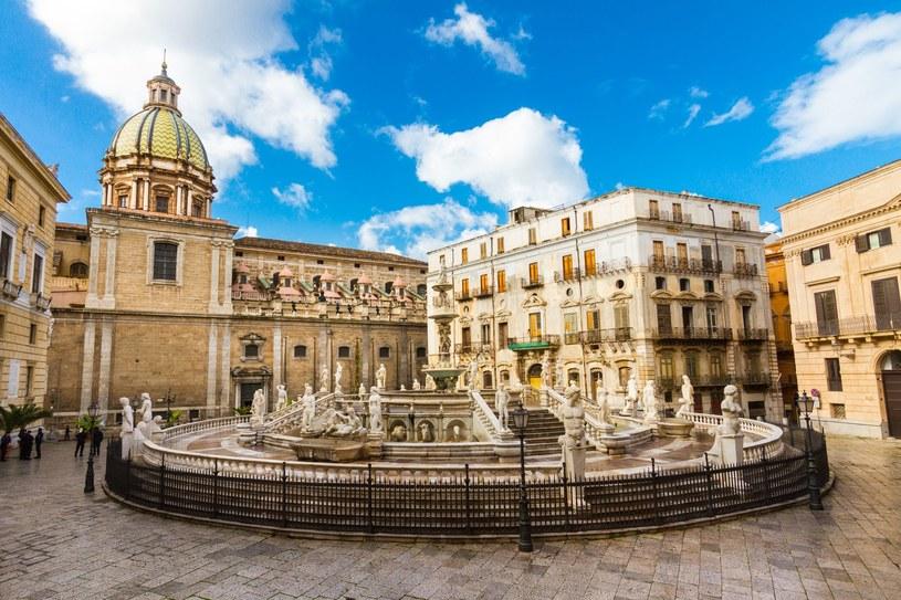 Palermo na Sycylii, zdjęcie ilustracyjne /©123RF/PICSEL