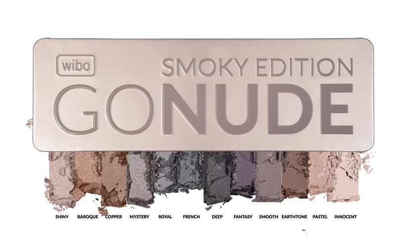 Paleta Go Nude WIBO (33,99 zł) /materiały prasowe