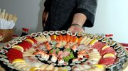 Paleta smaku - sushi