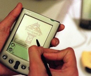 Palmtop - zapomniany poprzednik smartfona