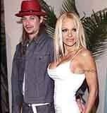 Pamela Anderson z Kid Rockiem /INTERIA.PL