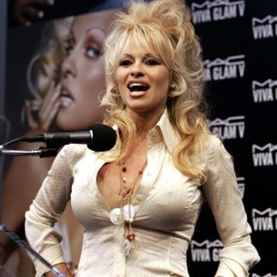 Pamela Anderson /AFP