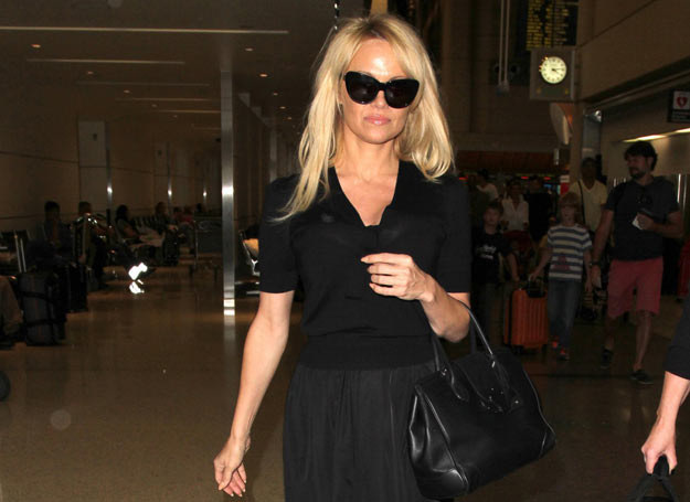 Pamela Anderson /Splash News /East News