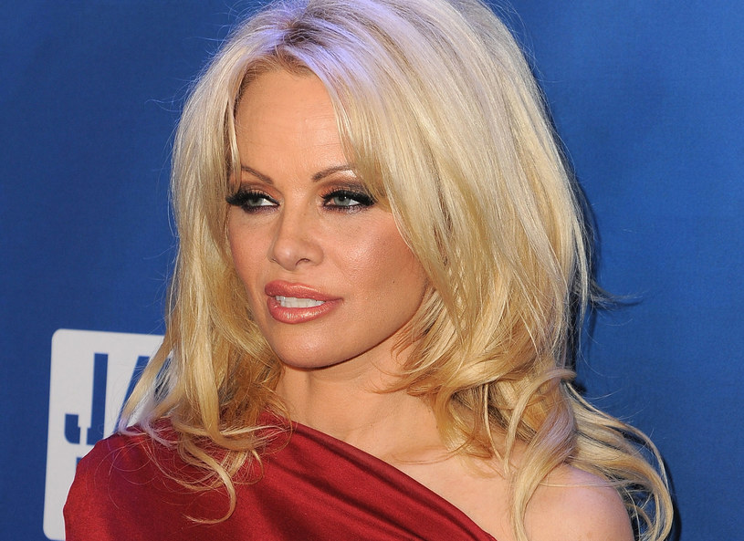 Pamela Anderson /Getty Images