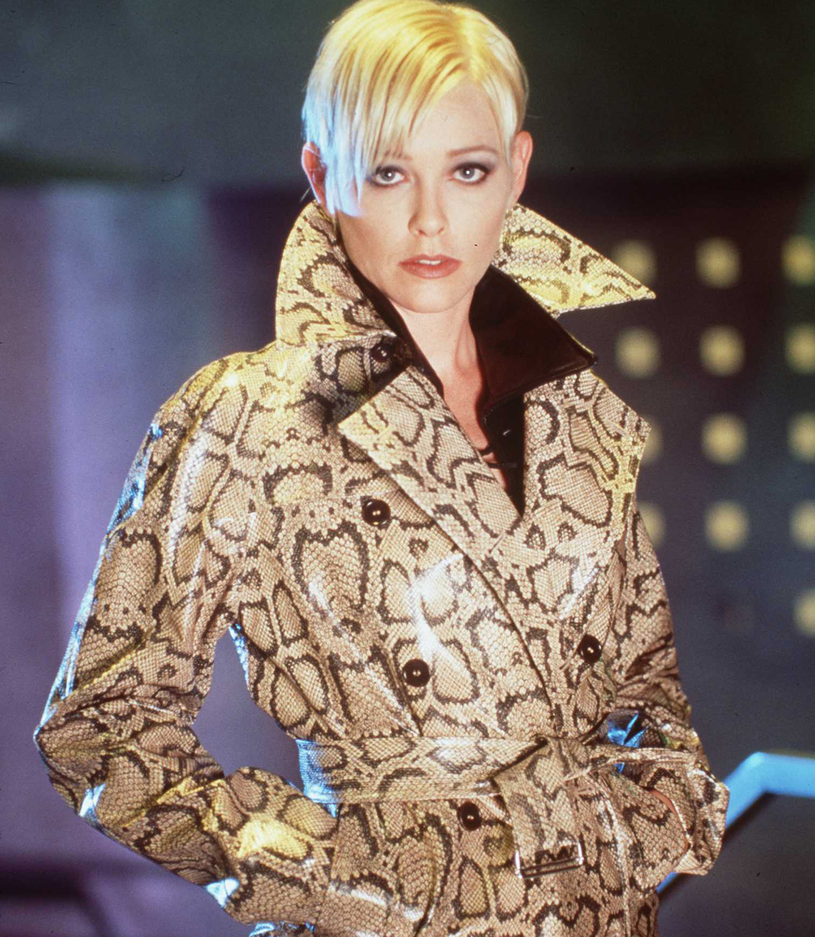"Pamela Gidley w serialu ""Kameleon"" (The Pretender, 1997-2000) /Getty Images"