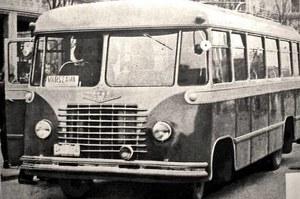 Pamiętasz taki autobus?