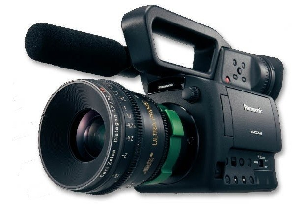 Panasonic AG-AF100 /materiały prasowe