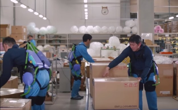Panasonic Assist Robot /materiały prasowe