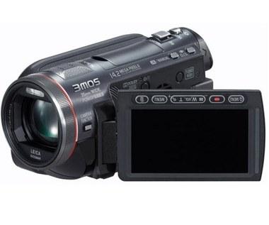 Panasonic HDC-HS700 - mała kamera przyszłości