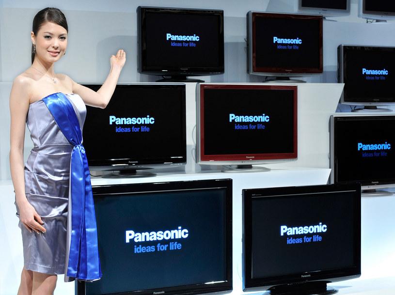 Panasonic kończy produkcję telewizorów plazmowych /AFP