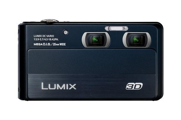 Panasonic Lumix DMC-3D1 /materiały prasowe