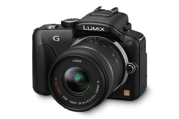 Panasonic Lumix DMC-G3 /materiały prasowe