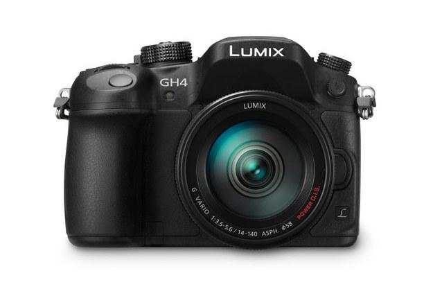 Panasonic Lumix DMC-GH4 /materiały prasowe
