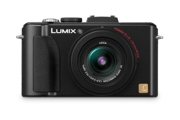 Panasonic Lumix DMC-LX5 /materiały prasowe