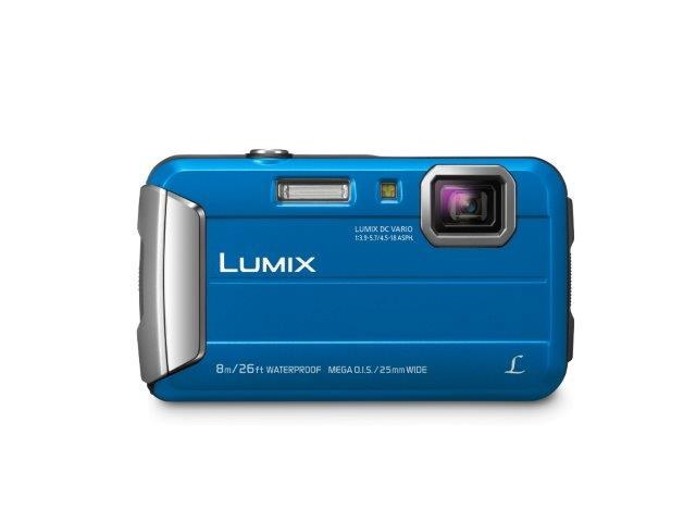Panasonic Lumix FT30 /materiały prasowe