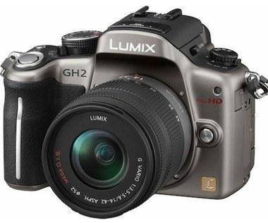 Panasonic Lumix GH2 - kolejna nowość Mikro 4/3