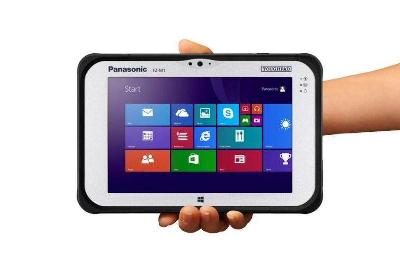 Panasonic Toughpad FZ-M1 /materiały prasowe