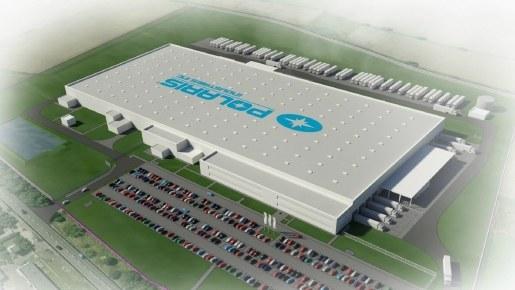 Panattoni zbudowało fabrykę dla Polaris Industries /&nbsp