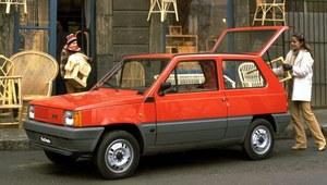 Panda - nowy model Fiata